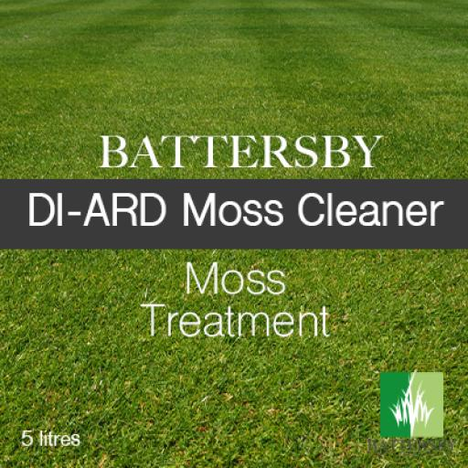 DI-ARD Moss Cleaner - 5 Litres