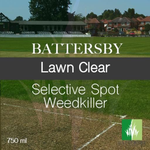 LAWN CLEAR SELECTIVE SPOT WEEDKILLER - 750ml