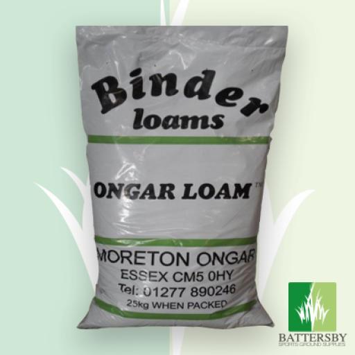 Binder Ongar Cricket Loam