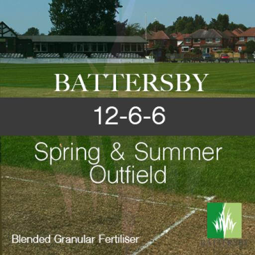 SPRING & SUMMER OUTFIELD: 12-6-6 - 20KG