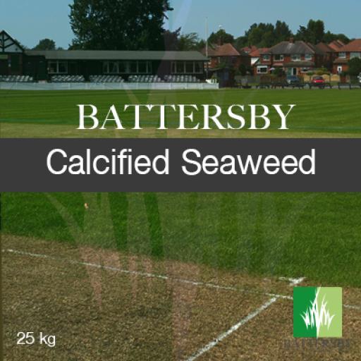 CALCIFIED SEAWEED - 25KG