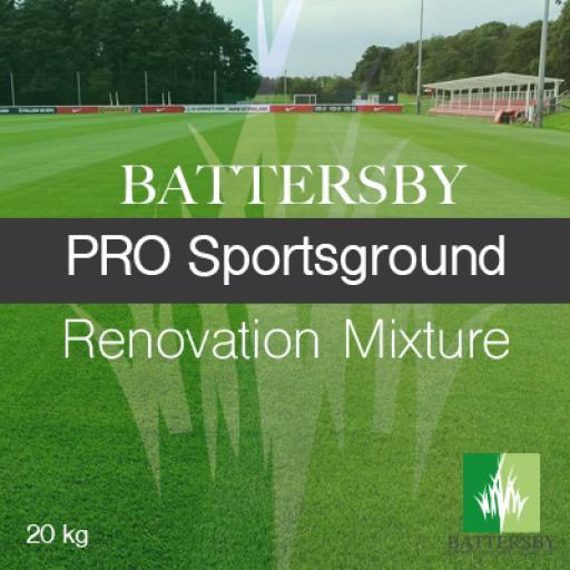 BATTERSBY PRO Sportsground Renovation Mix - 20KG