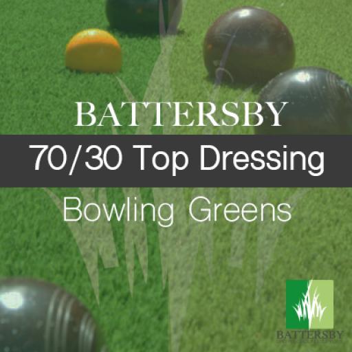 70/30 BOWLING GREEN Top Dressing Mixture